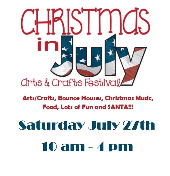 City Of Grayson – Christmas In July