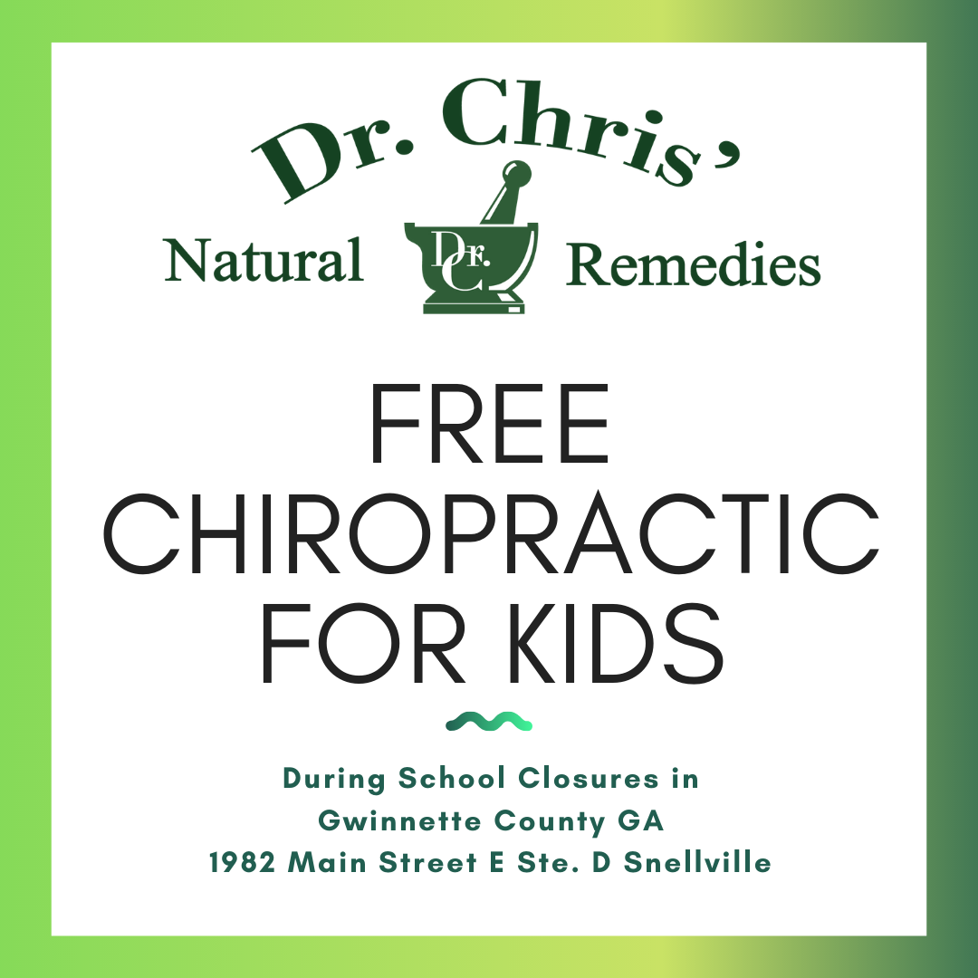 DR.  CHRIS' NATURAL REMEDIES